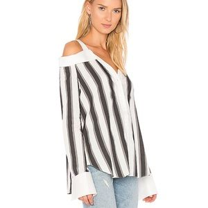 NWT | Kendall & Kylie | Off the Shoulder Top